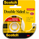 3M scotch double sided tape in dispenser 12.7mm x 11.4m