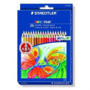 Staedtler 185 c36 noris coloured pencils assorted box 36