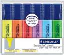 Staedtler textsurfer classic highlighter pack 6