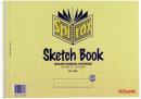 Spirax 534 sketch book A4 20 page