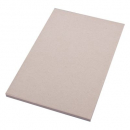 Quill 01900 blank pad plain 100 x 150mm 60gsm 90 leaf white