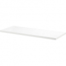 Rapid vibe bookcase shelf 900 x 300 x 25mm white