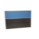 Rapid screen screen 1250 x 1200mm light blue