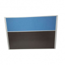Rapid screen screen 1250 x 1800mm light blue