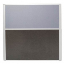 Rapid screen screen 1250 x 1800mm grey