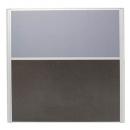 Rapid screen screen 1250 x 750mm grey