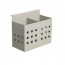 RAPID SCREEN PENCIL HOLDER DOUBLE PRECIOUS SILVER