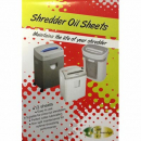 Gold sovereign shredder oil sheets 12 pack