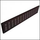 RAPID SPAN MODESTY PANEL 957 X 300MM FOR 1200MM DESK AND CORNER DESKS BLACK