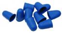 Superior thimblettes size '2' blue