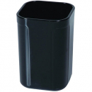 Sws plastic pen pencil cup black