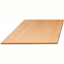 Rapidline table top 1200 x 600mm beech