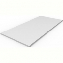 Rapidline table top 1200 x 600mm white