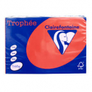 Trophee board A4 160gsm pack 250 coral