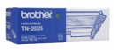 Brother tn-2025 mono laser toner cartridge black