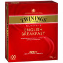 Twinings english breakfast tea pack 100