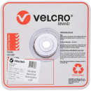 Velcro brand white spots loop only 22mm roll 900