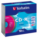 Verbatim cd-r 700mb 52x jewel case