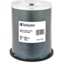 Verbatim cd-r 700mb 52x inkjet printable (spindle 100)