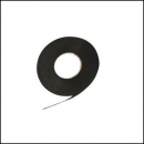 Vista whiteboard liner tape 3mm matt black