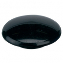 Vista magnetic buttons 20mm pack 10 black