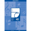 Music book A4 96 page