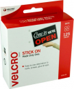 Velcro brand spots hook only 22mm pack 125