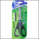 Kleenearth scissors stainless steel blade pointed tip 8'