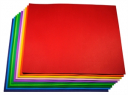 Quill multi board 510 x 635mm sold by single sheet assorted