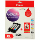 Canon Original Inkjet Cartridges