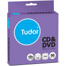 Tudor cd/dvd paper envelops box 50