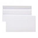 Cumberland 11B plain envelopes self seal 80gsm 90 x 145mm box 500