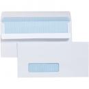 Cumberland 11B window envelopes self seal 80gsm 90 x 145mm box 500