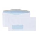 Cumberland DL window envelopes self seal secretive 80gsm 110 x 220mm box 500