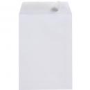 Cumberland C5 plain envelopes strip seal pocket 80gsm 229 x 162mm white box 500