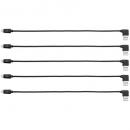 Kensington usb/lighnting cables pack 5 for tablet cabinet