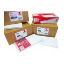 Candida DLX plain envelope self seal 120 x 235mm box 500