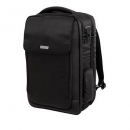 Kensington securetrek laptop overnight backpack 17 inch black