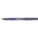 Artline 200 fineliner pen 0.4mm purple