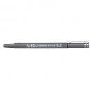 Artline 232 drawing system pen 0.2mm black