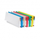 Avery lateral document wallet extra heavy weight foolscap buff box 20
