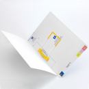 Avery lateral file with tubeclip extra heavy weight foolscap white box 100