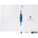 Avery lateral file white with permclip fastener extra h/weight foolscap white box 100