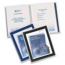 Avery flexiview presentation book 24 pocket blue