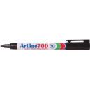 Artline 700 permanent marker fine bullet 0.7mm black