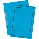 Avery 85204 spring action file foolscap blue box 25