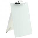 QUARTET desktop glass easel 215 X 300mm