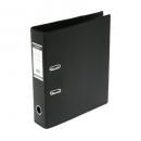 Bantex lever arch file pvc A4 70mm black