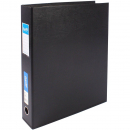 Bantex lever arch binder portrait A3 65mm black