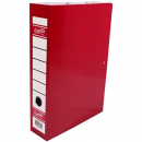 Bantex box file heavy duty 70mm FC grape